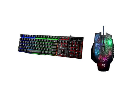 NanoRS Zestaw Gamingowy klawiatura + mysz