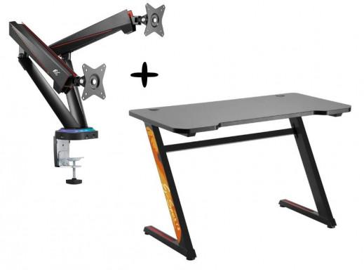 Zestaw uchwyt NanoRS RS115 + biurko NanoRS RS120
