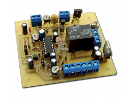 Sygnalizator, alarm, sterownik zmierzchowy AVT-1532B