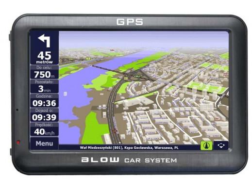 Nawigacja Blow GPS50RBT AutoMapa Europa