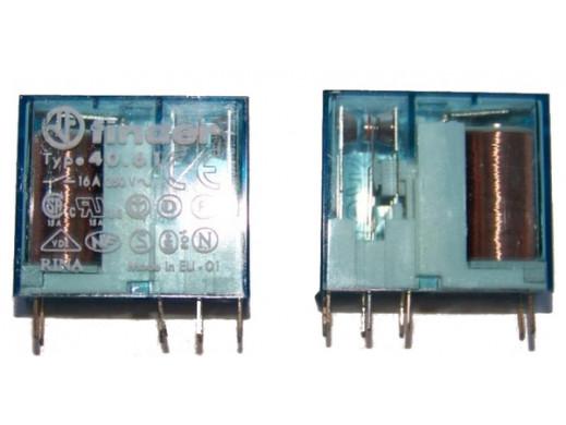 Przekaźnik F40.61.9.005-16A 5V 16A  FINDER RM83