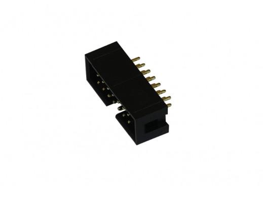 Złącze 118-14gsk IDC DB14 gniazdo do druku