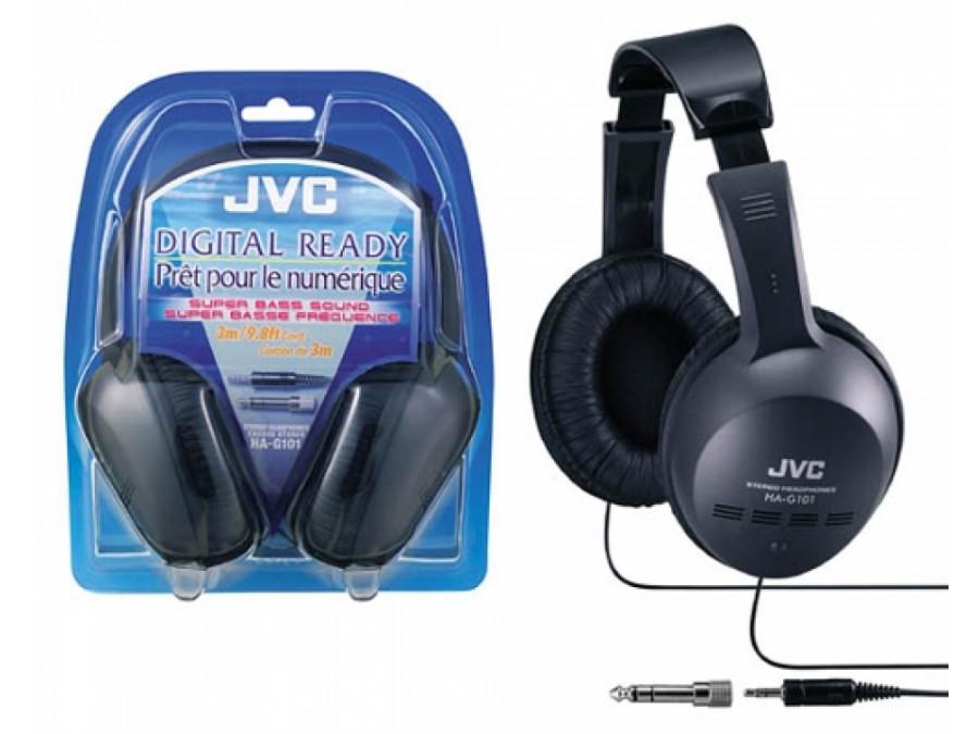 Słuchawki nauszne JVC HA-G101