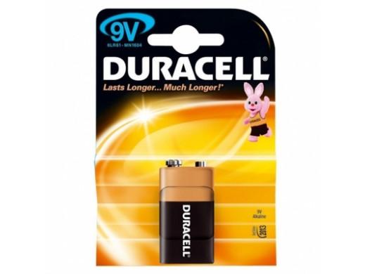Bateria R-9V 6LR61 9V Duracell Blister