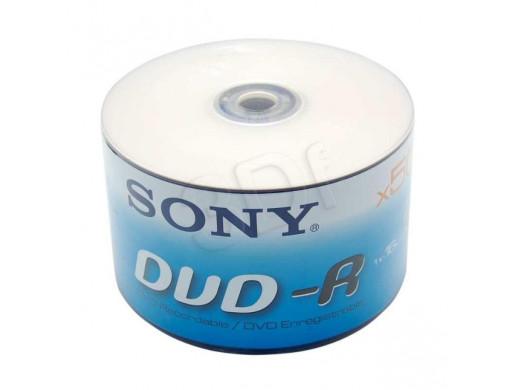 Płyta DVD-R 4,7gb Sony bez opakowania