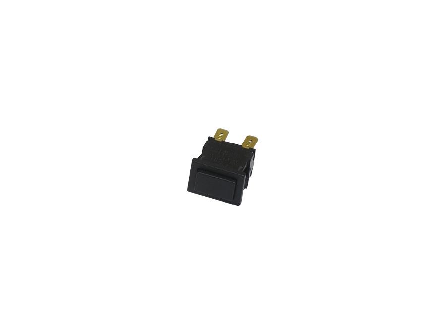Przełącznik wciskany ON-OFF 2 PIN prostokąt do odkurzacza