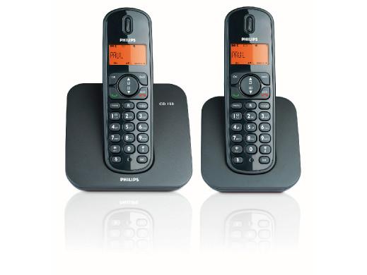 Telefon bezprzewodowy Duo...