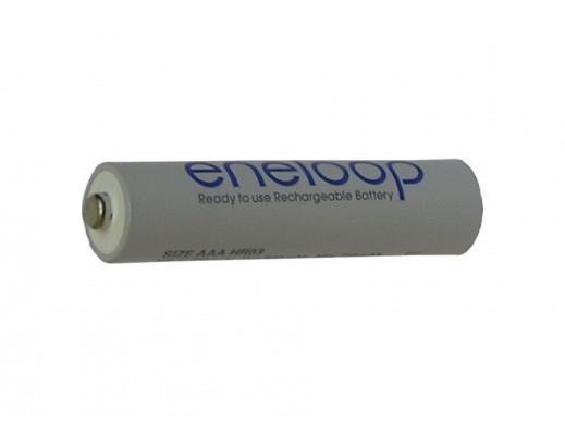 Akumulator R-06 2000mAh min. 1900 Eneloop Sanyo