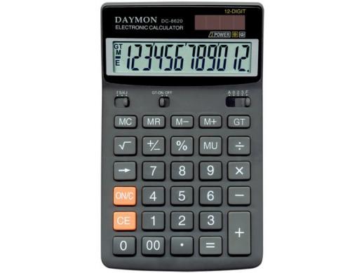 Kalkulator DC-8620 Daymon
