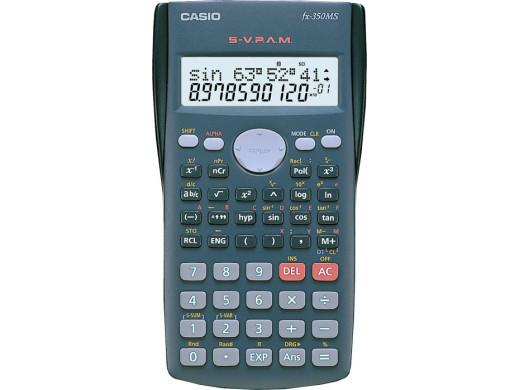 Kalkulator FX-350MS Ronaduo