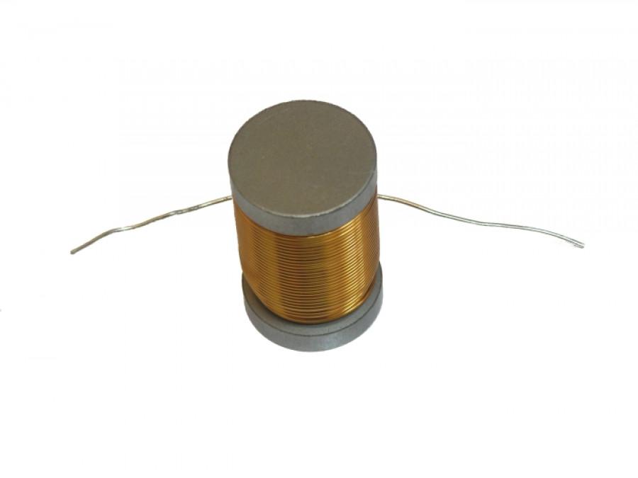 CEWKA RDZEŃOWA 2,2mh/0,4ohm fi0,8mm