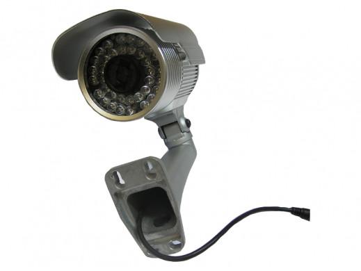 """Kamera kolor C3138vir36Dli z obiektywem 4-9mm 1/3"""" 420 lini 0 Lux z podczerwienią"""