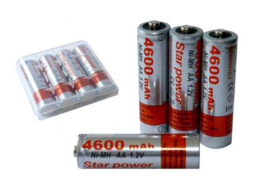Akumulator R-06 4600mAh Star Power