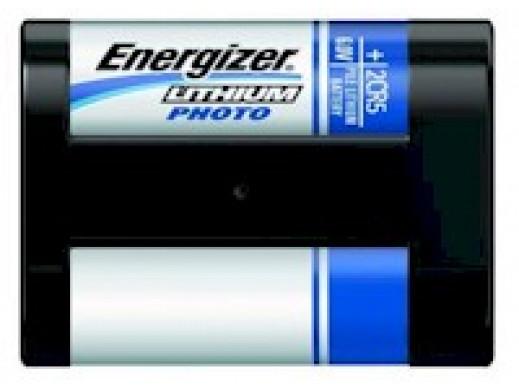 Bateria 2CR5 Energizer