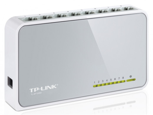 Switch TL-SF1008D 8 portów...