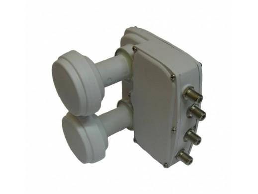 Konwerter sat Quad monoblock LMQP-04H Opticum