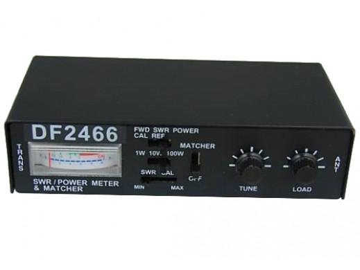 Miernik SWR DF2466