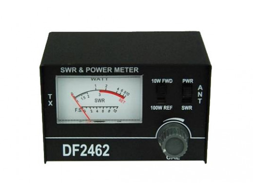Miernik SWR DF2462