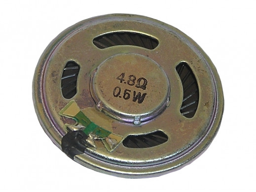 Głośnik miniaturowy 4cm...