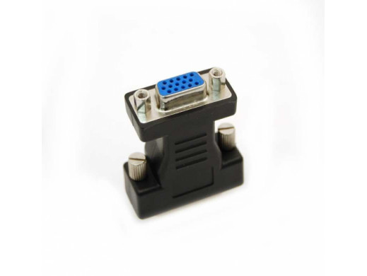 Adapter wtyk DVI gniazdo svga D-SUB