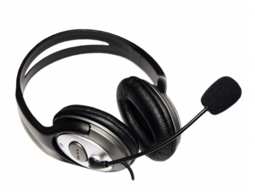 Słuchawki z mikrofonem Azusa SN-640