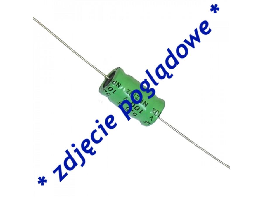 Kondensator Bipolarny 8,2uF/100V