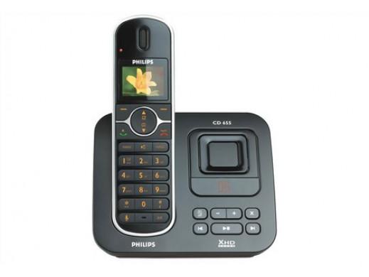 Telefon bezprzewodowy Dect...