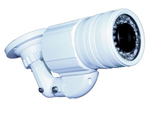 Kamera kolor C5138ovir36/s z uchwytem i podczerwienią