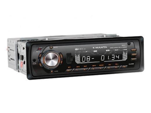 Radioodtwarzacz MP3/USB/SD MANTA RS4500