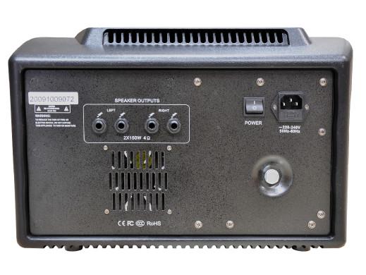 Mikser estradowy M-808USB Azusa