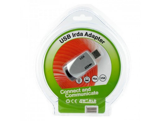 Adapter USB Irda + soft...
