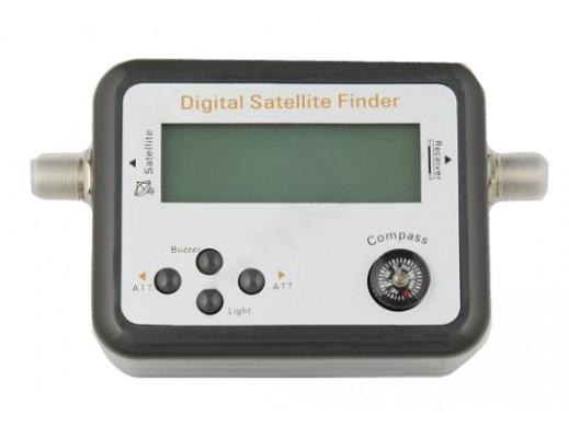 Miernik satelitarny cyfrowy...
