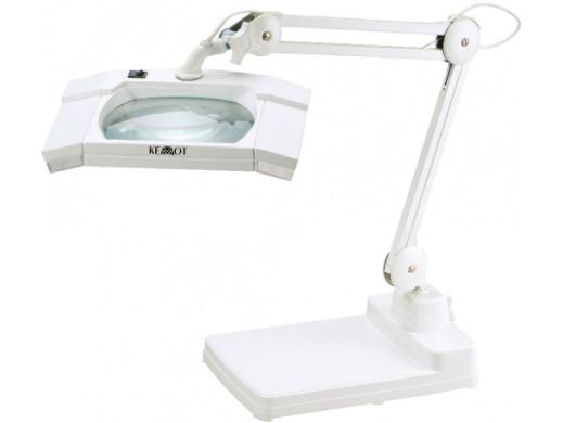 Lampa z lupą 8067-2BH