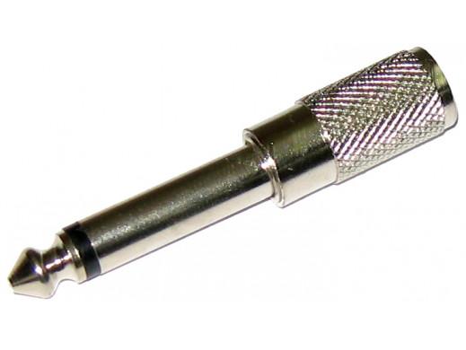Redukcja 6,3mm wtyk jack /...