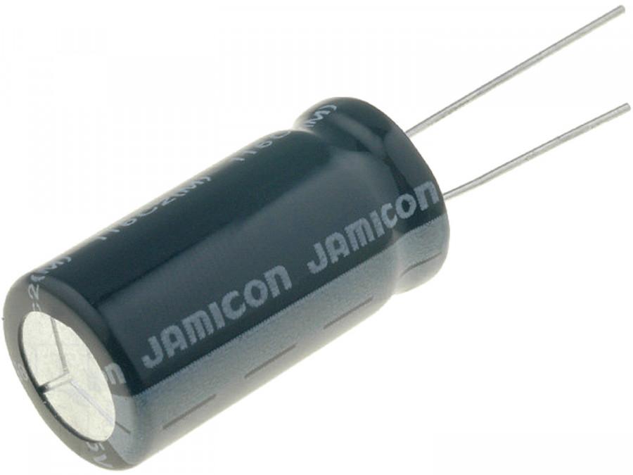 Kondensator elektrolityczny 1000uF 16V 105C low esr