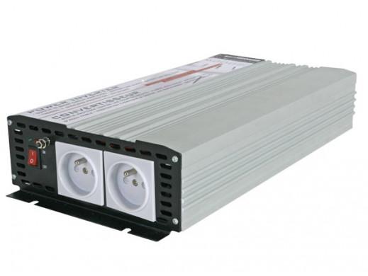 Przetwornica samochodowa 12V/230V 2000W/4000W