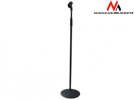 Statyw mikrofonowy MC-538 z uchwytem mikrofonu 90-152cm