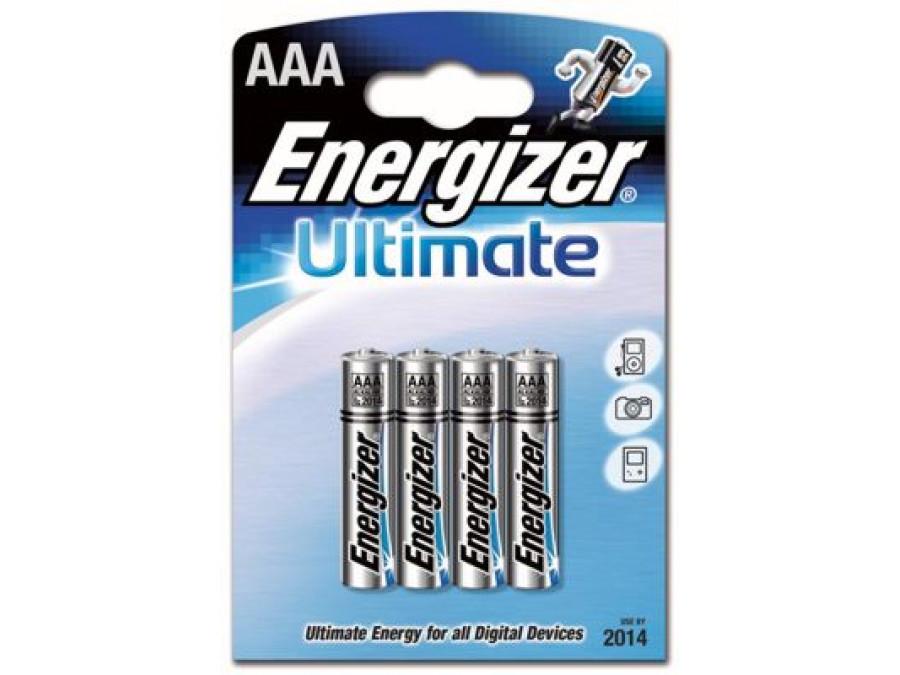 Bateria R-03 Ultimate Lithium Energizer