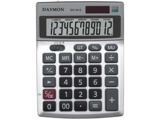 Kalkulator DS-912 Daymon