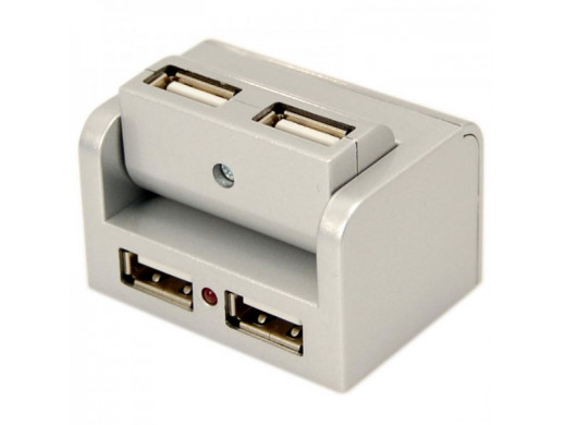 Hub USB 4 porty AHU-0002...