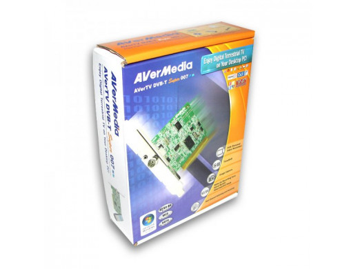Tuner TV Avermedia Super 007