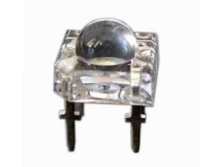 Dioda LED Flux 3mm biała ciepła 2000-3000 mcd