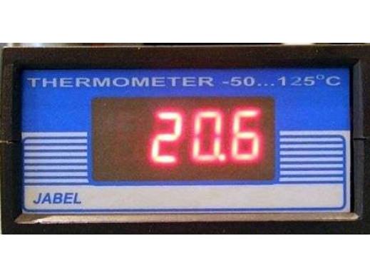 J-124 Termometr Cyfrowy -50°C +120°C