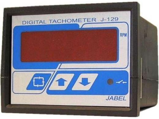 J-129 Cyfrowy Obrotomierz - Regulator