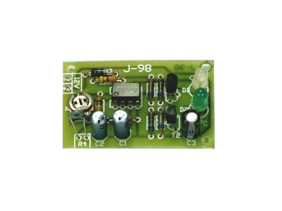 J-98 Sygnalizator gołoledzi