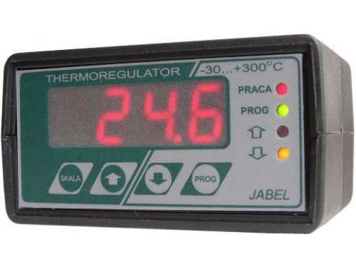 J-110 Mikroprocesorowy Termoregulator -30°C do +30°C