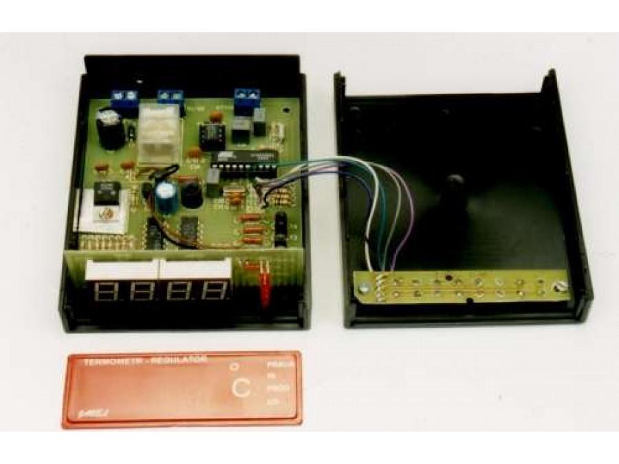 J-202 Mikroprocesorowy termometr-regulator