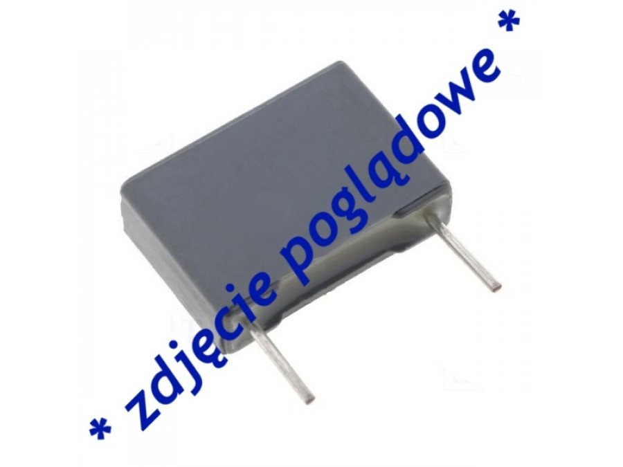 Kondensator AC 10nF/275 SZARE
