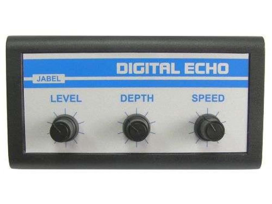 J-222 Echo cyfrowe