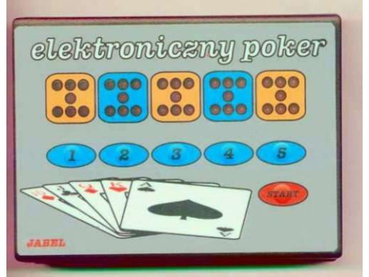 J-230 Elektroniczny poker